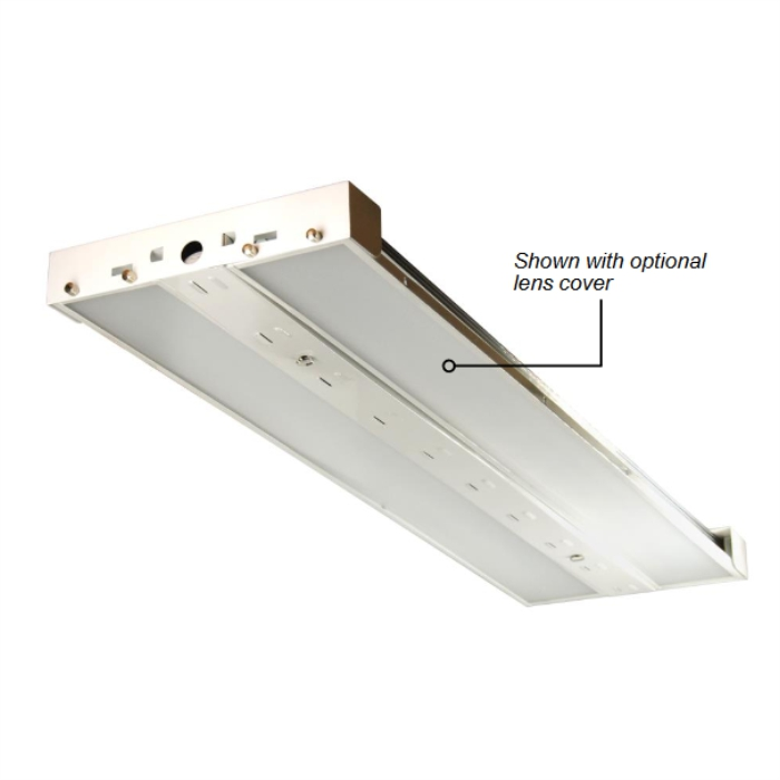 Illinois Lighting Distributors supplying High Bay LED Linear Lighting and Fluorescent LED High Bay Lamps Products and High Bay LED Linear Lighting and Fluorescent LED High Bay Lamps Fixtures in Mundelein IL.